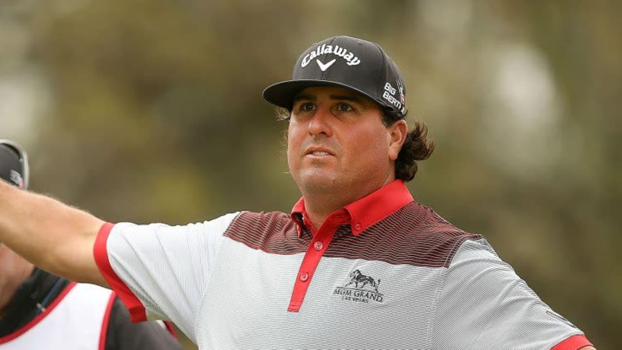 Pat Perez führte bei Abbruch der ersten Runde der Valero Texas Open zusammen mit dem Neuseeländer Danny Lee