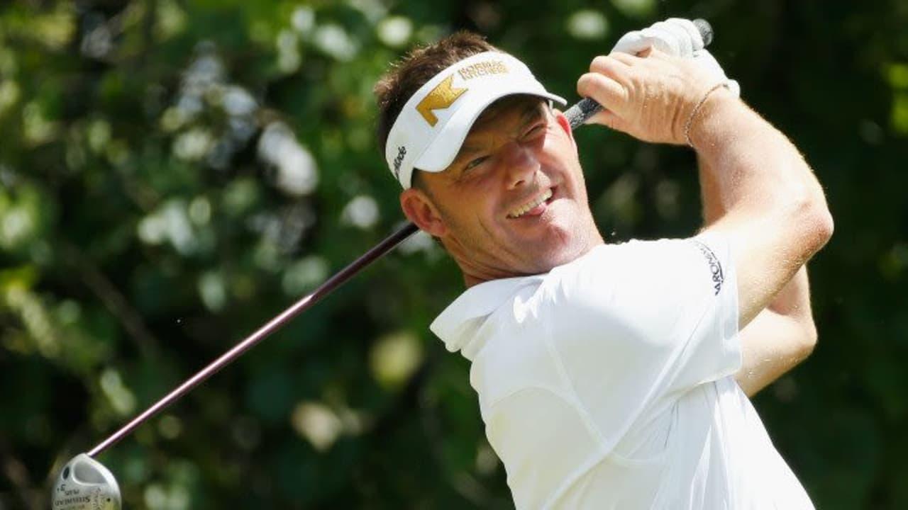 Alex Cejka bei der WNB Golf Classic 2014