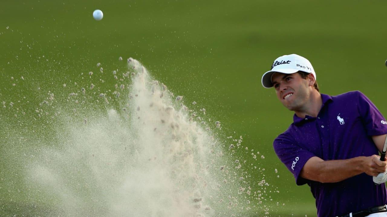 Mit Course-Rekord und persönlicher bester Runde auf der PGA Tour an die Spitze des Leaderboards: Ben Martin in Runde eins der Zurich Classic. (Foto: Getty)