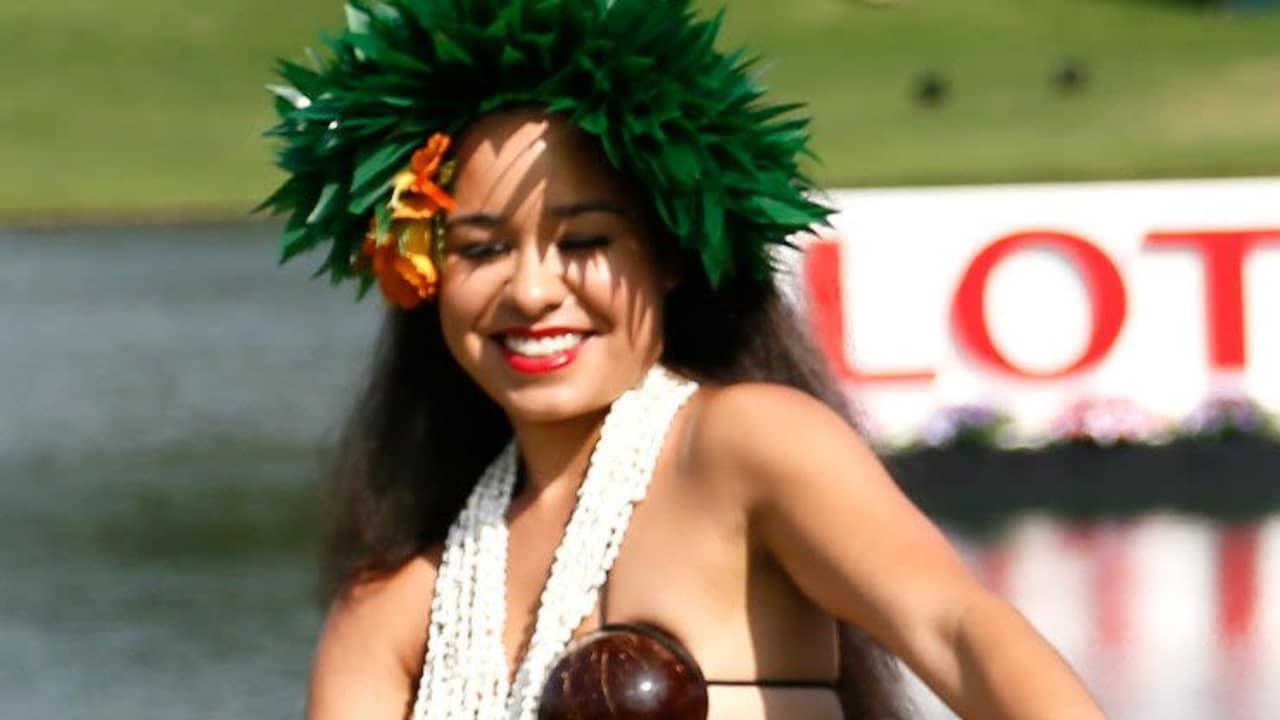 Bei der LPGA LOTTE Championship schlagen die Proetten um Caroline Masson auf Hawaii ab.