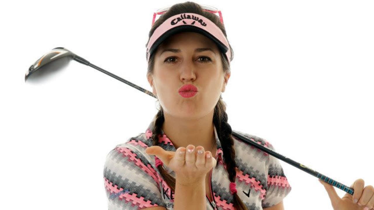 Zu ihrem 30. Geburtstag widmet Golf Post Sandra Gal ein großes Portrait mit Fotostrecken, Videos und Quiz.