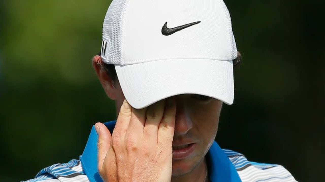 Rory McIlroy bei der Players Championship 2014
