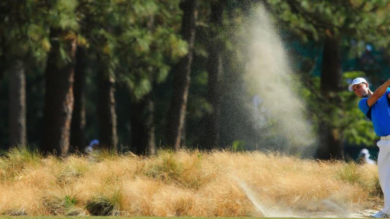 Martin Kaymer bei der US Open 2014