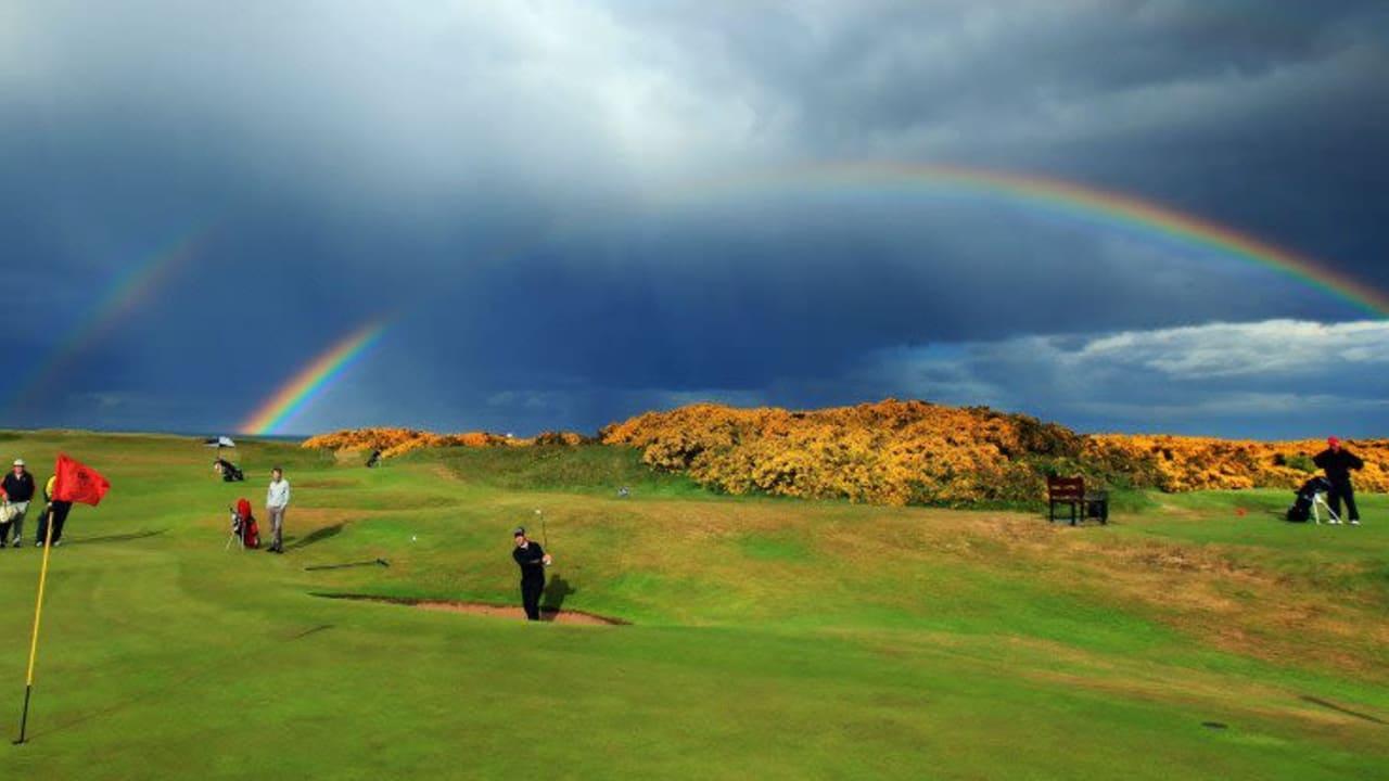 Der Royal Aberdeen Golf Club wird kommendes Wochenende zum ersten Mal Schauplatz der Scottish Open. (Photo: Getty)