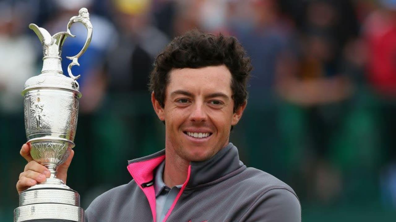 Rory McIlroy ist der strahlende Sieger der British Open. (Foto: Getty)