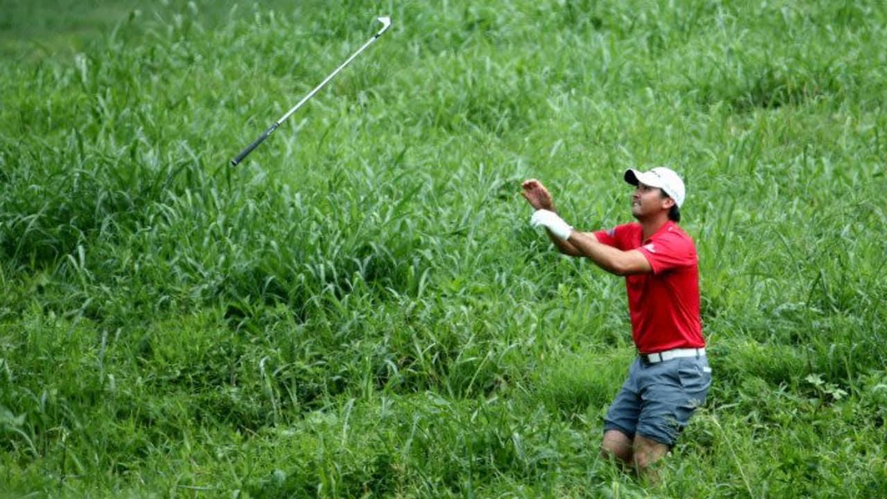 Jason Day bei der PGA Championship 2014
