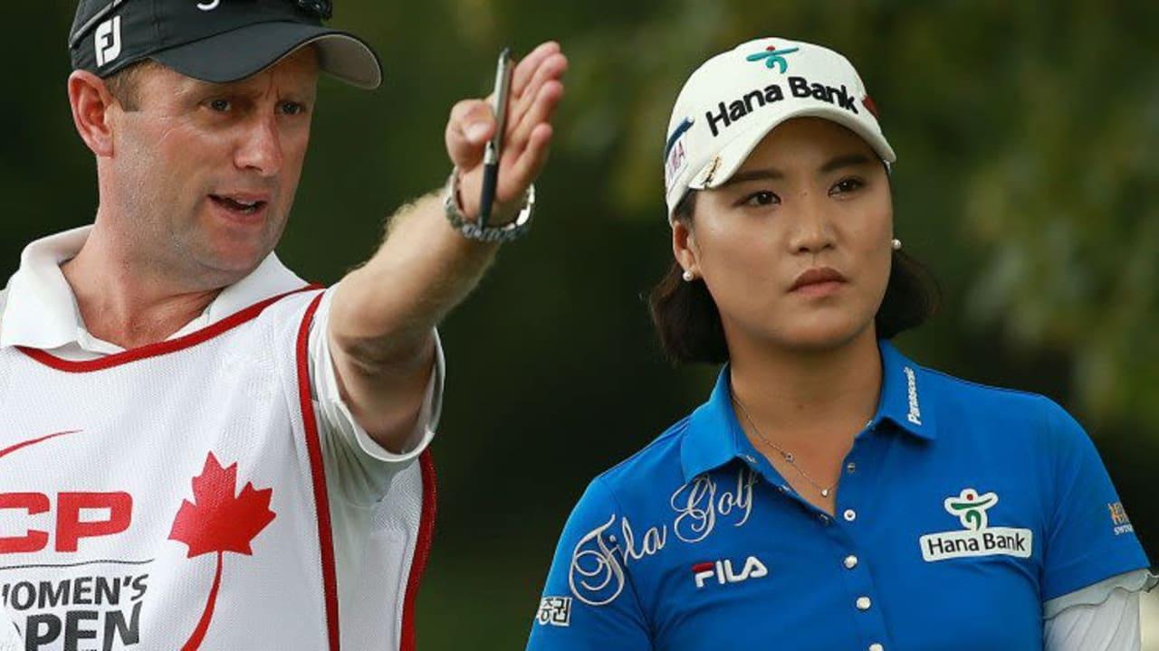 So Yeon Ryu spielte sich am ersten Tag an die Spitze des Feldes der Canadian Pacific Women's Open.
