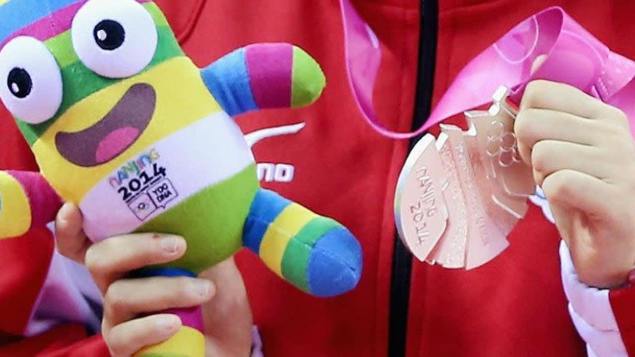 Im Mixed-Wettbewerb fiel die dritte und letzte Entscheidung im Golfen bei den Olympic Youth Games im chinesischen Nanjing.