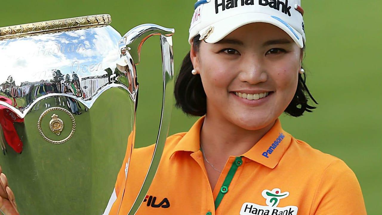So Yeon Ryu sicherte sich mit Rekordscore den Sieg bei der Canadian Pacific Women's Open.