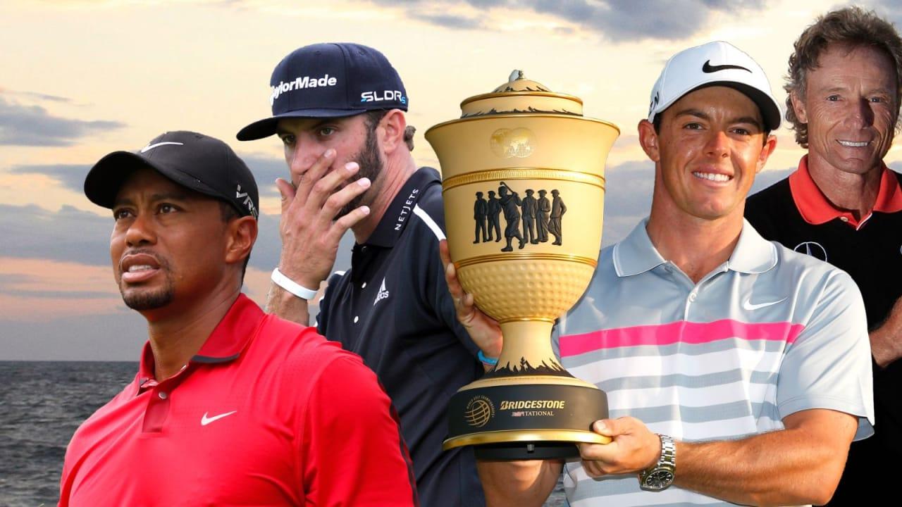 Der Golf Post Talk heute im Gespräch über Bernhard Langer, Rory McIlroy, Tiger Woods und Dustin Johnson