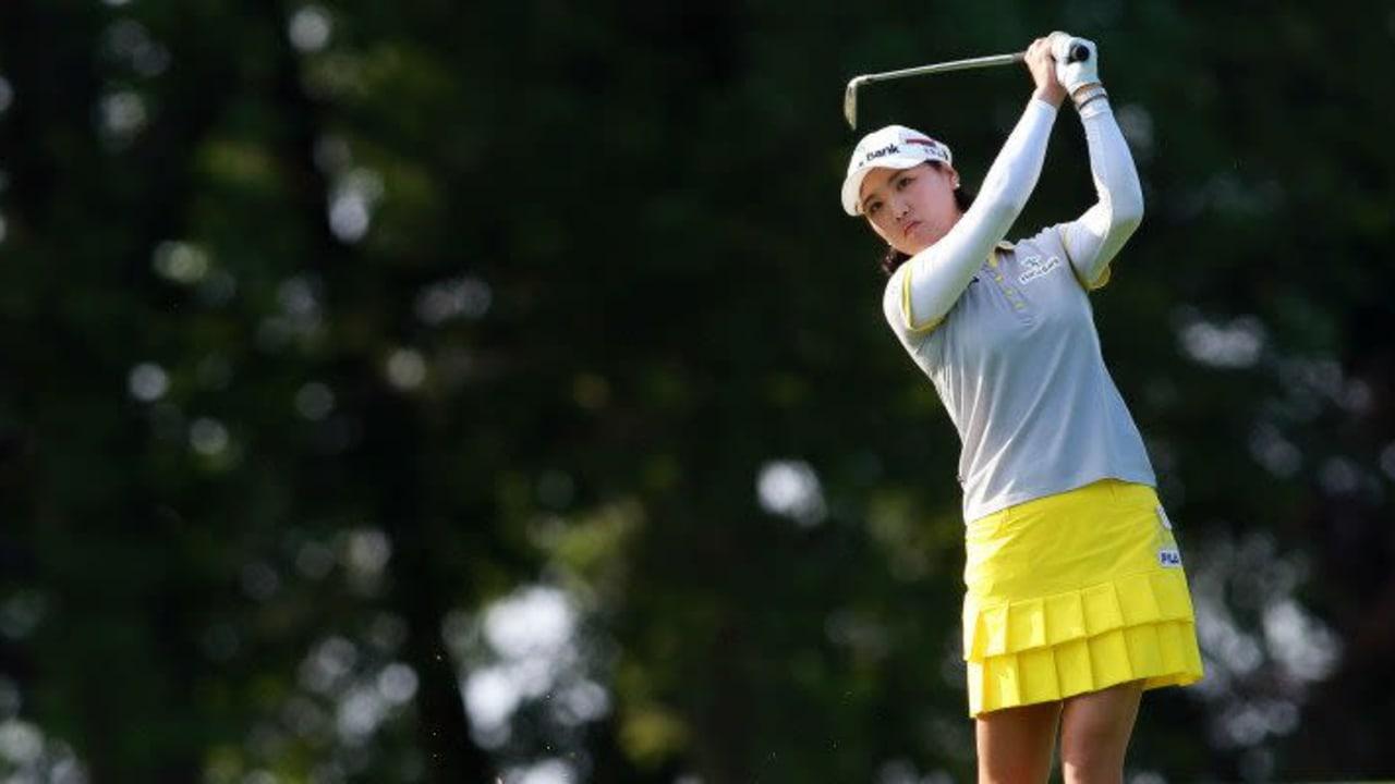 So Yeon Ryu liegt mit fünf Schlägen Vorsprung vor ihrer Konkurrenz bei der Canadian Pacific Women's Open. (Foto: Getty)