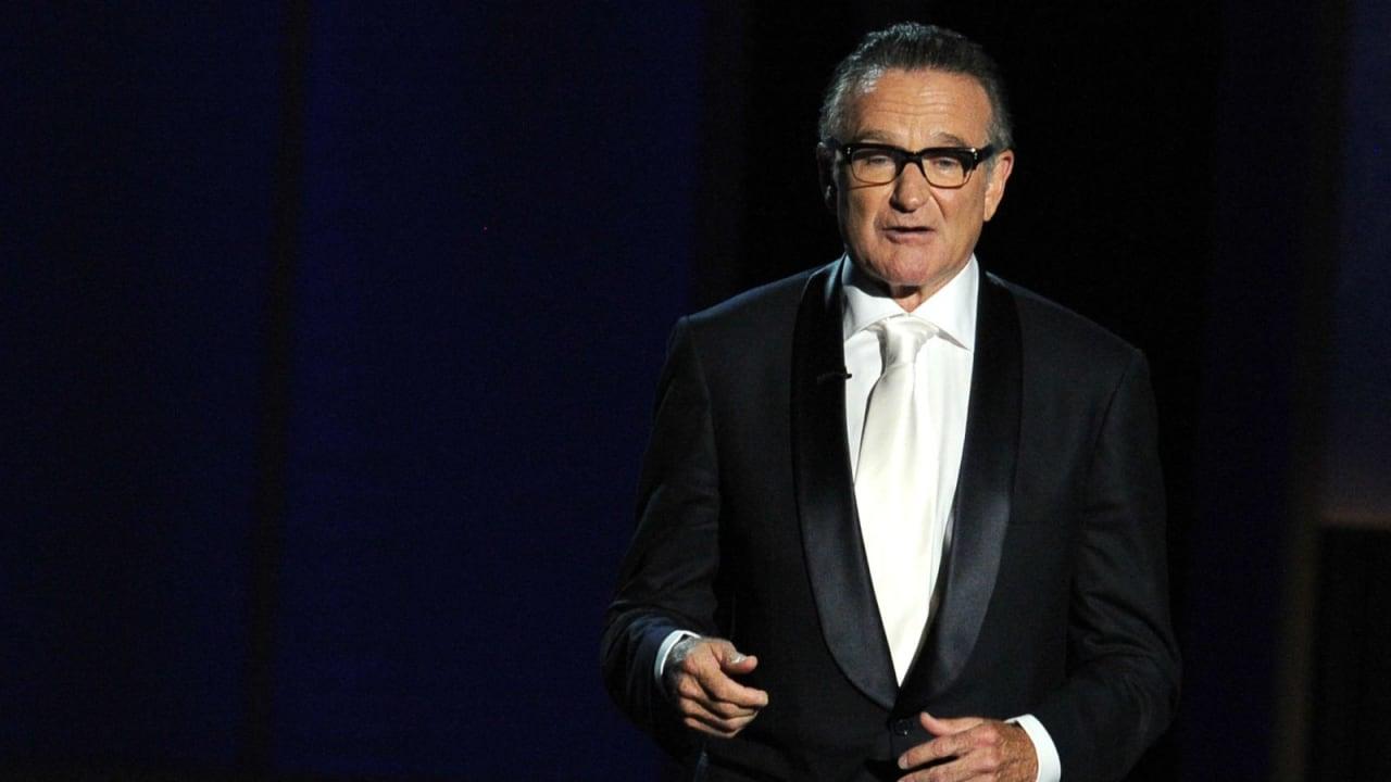 Die Welt wird ihn lachend in Erinnerung behalten - Robin Williams verstarb am 11. 08. 2014. (Foto: Getty)