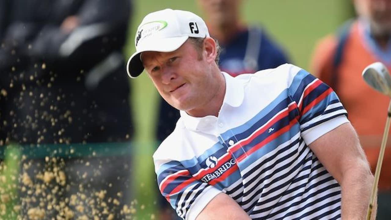 Jamie Donaldson freut sich auf seinen ersten Ryder Cup (Foto: Getty)