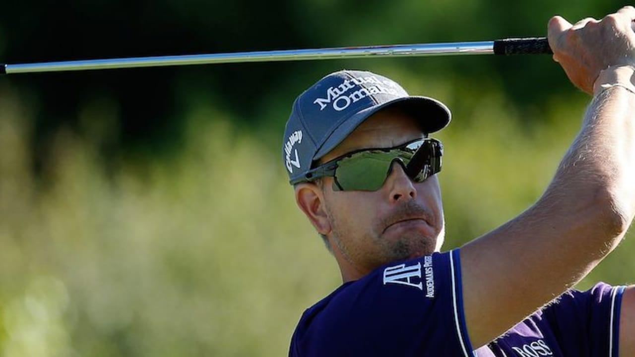 Nach 2006 und 2008 ist auch Henrik Stenson wieder beim Ryder Cup dabei. (Foto: Getty)