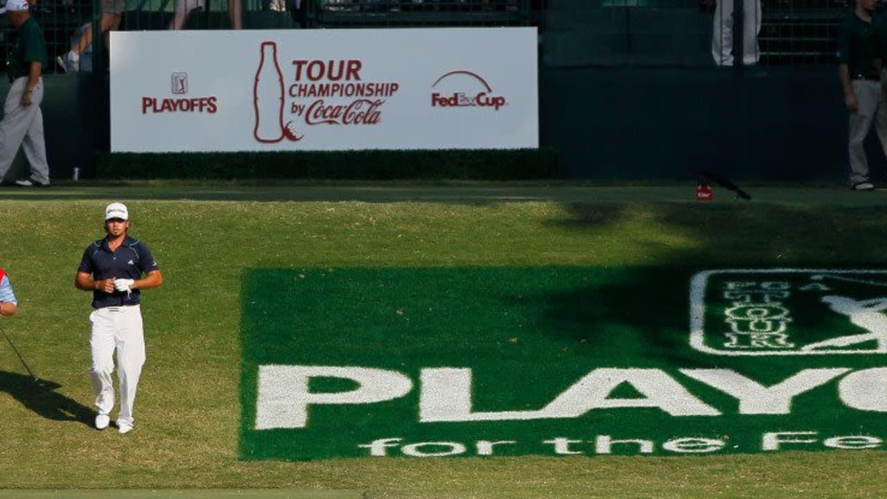 Finale - es kommt alles auf das letzte Turnier an, und bei der Tour Championship haben noch alle Chancen. (Foto: Getty)