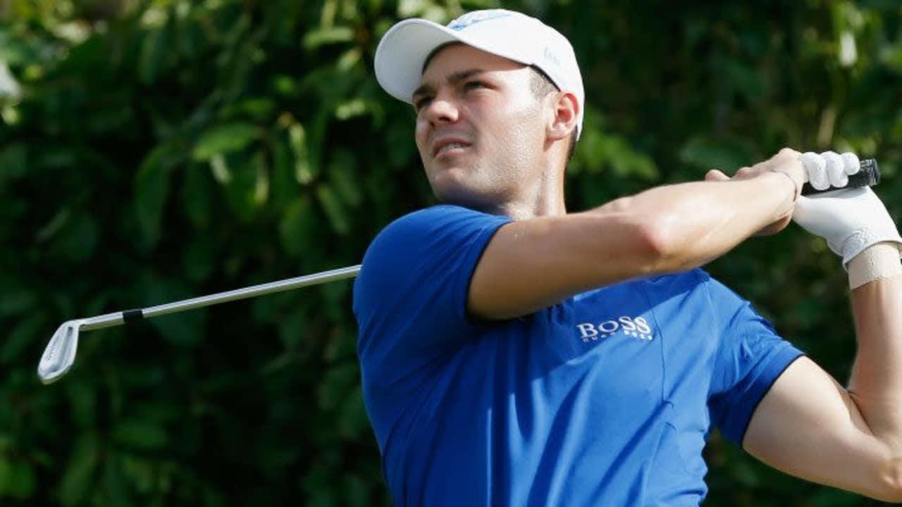 Martin Kaymer PGA Grand Slam of Golf 2014