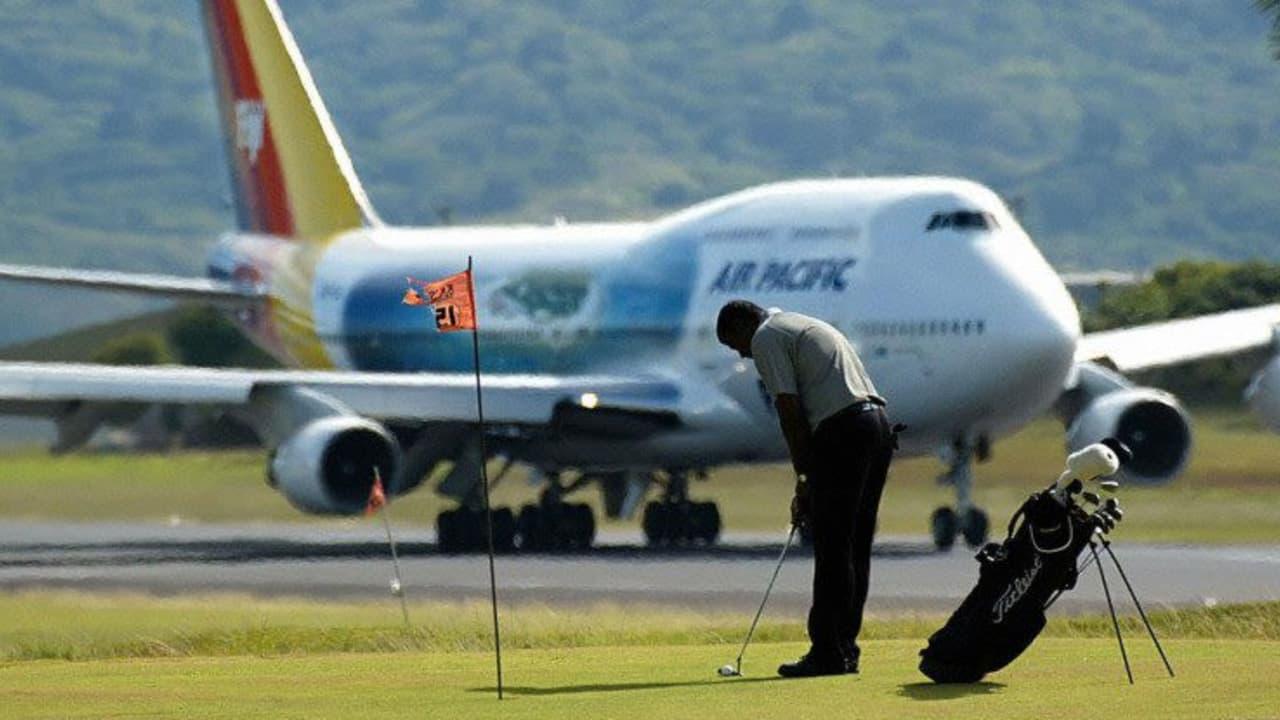Die weltweiten Golf-Touren verlangen den Sportlern ein hohes Maß an Reisestapazen ab. Einfacher geht es natürlich im Privatjet.