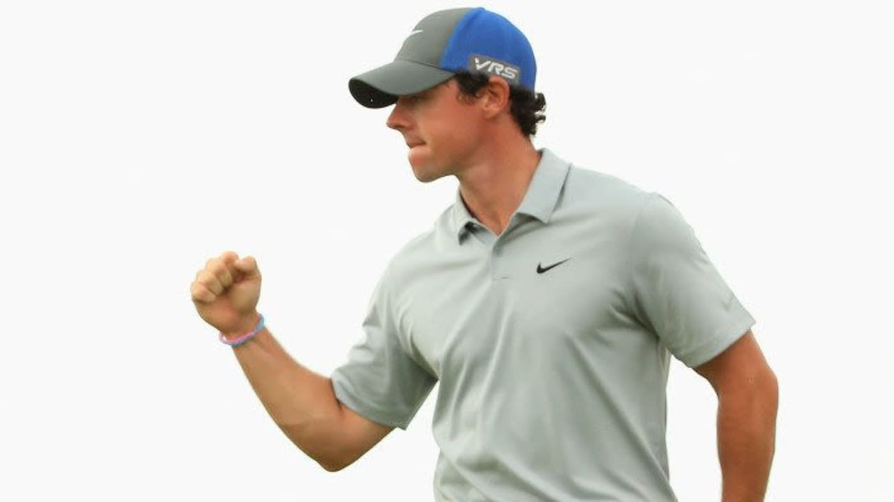 Rory McIlroy Race to Dubai