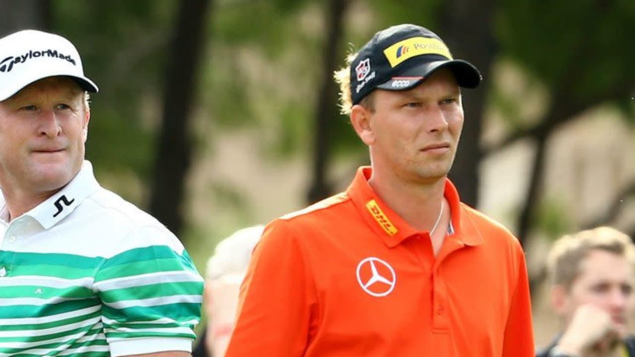 Marcel Siem geht zum Auftakt der DP World Tour Championship zusammen mit dem Waliser Jamie Donaldson auf die Runde.