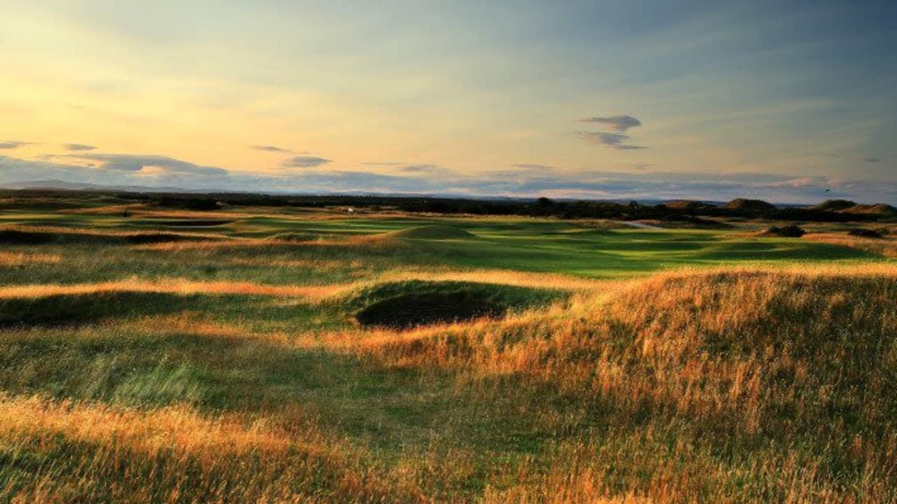 Schottland Golf Krise Nachwuchs