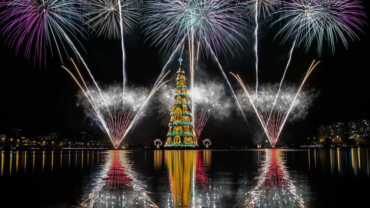 Ein schönes Feuerwerk gehört zu Silvester dazu. Wir wünschen Ihnen ein frohes neues Jahr 2015 (Foto: Getty Images)