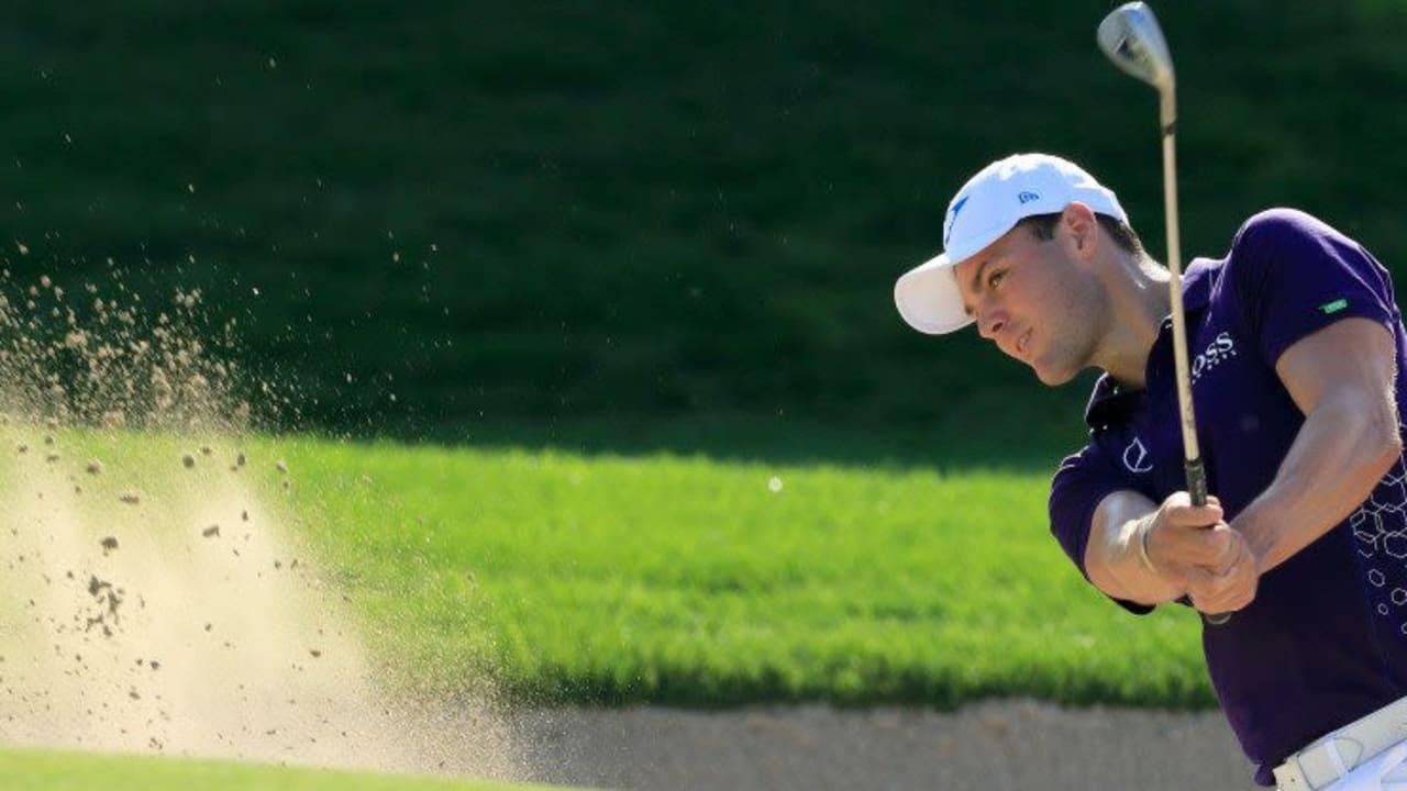 Martin Kaymer bewies am zweiten Tag der Abu Dhabi HSBC Golf Championship aufs Neue, dass ihm der Platz gut liegt.