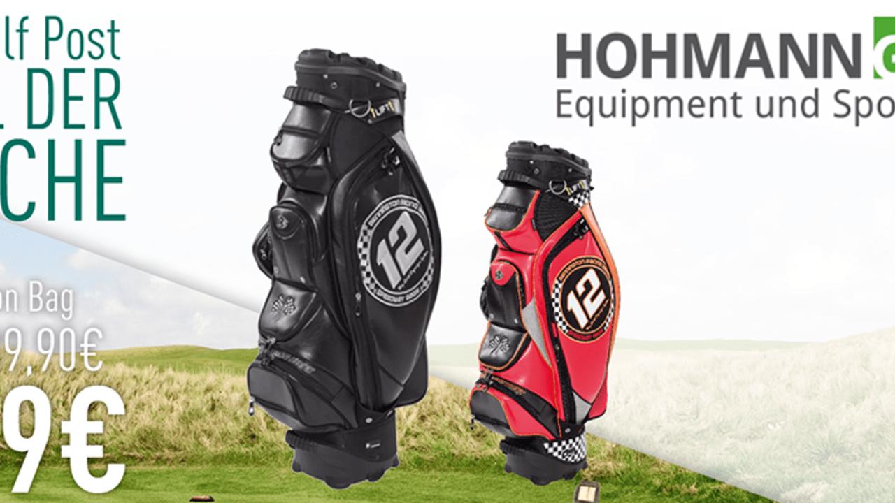 Golf Post Deal der Woche mit Hohmann Golf (Foto: Golf Post)