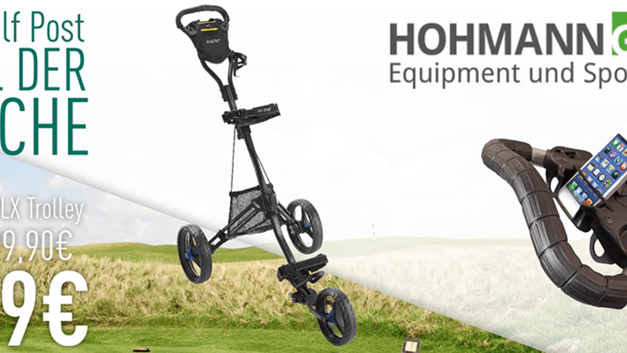 Deal der Woche mit Hohmann Golf (Foto: Golf Post)