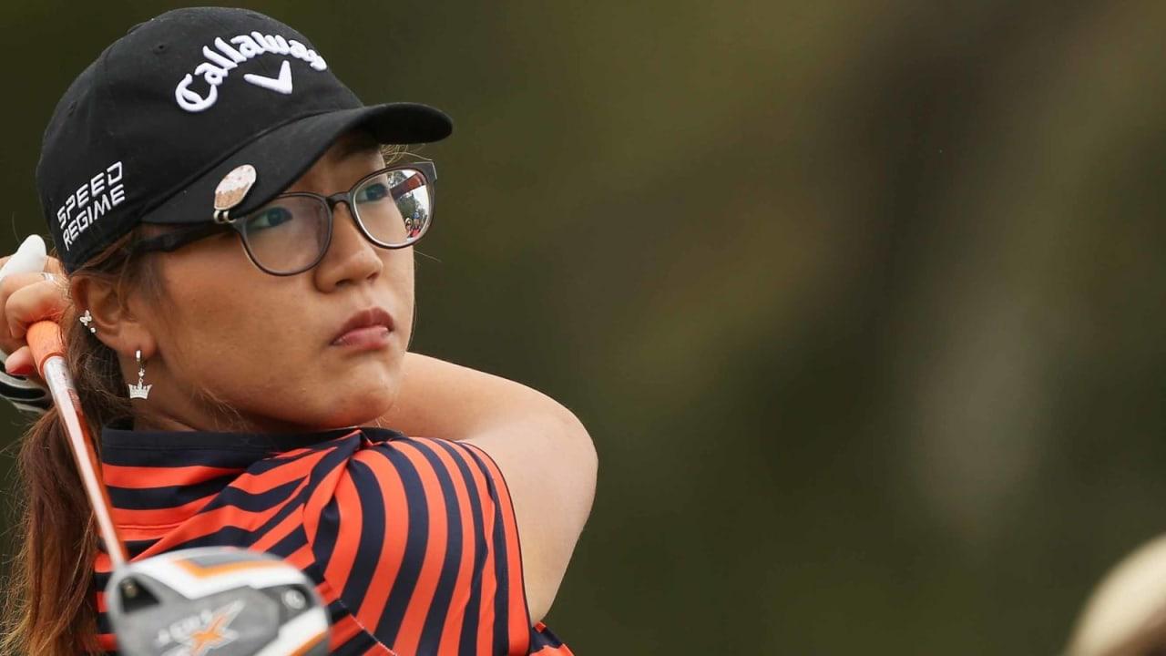 Lydia Ko liegt nach Runde eins, auf dem geteilten 14. Rang. Mit einer 70er Runde konnte sie ihre Form der vergangen Woche noch nicht in ihre Heimat mitbringen. (Foto: Getty)