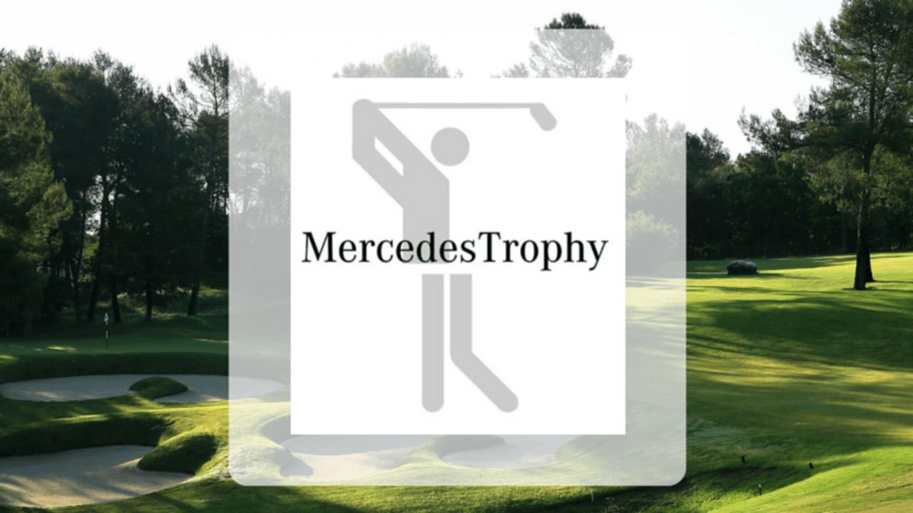 Mercedes Trophy (Foto: Golf Post)