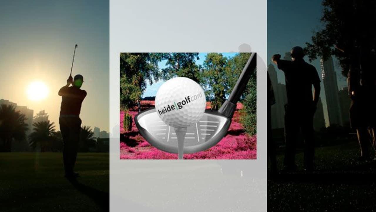 Heide Golf Card für Genießer, Entdecker und Gäste der Lüneburger Heide und ihrer Umgebung (Foto: Golf Post)