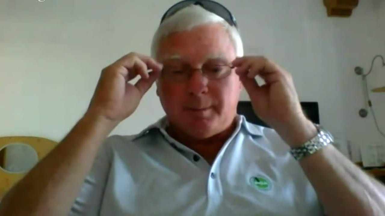 Frank Adamowicz ist unser Mann mit dem Durchblick - Das Tourgeschehen aus der Experten-Perspektive. (Foto: Youtube)