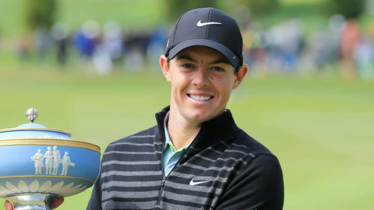Rory McIlroy WGC Cadillac Match Play