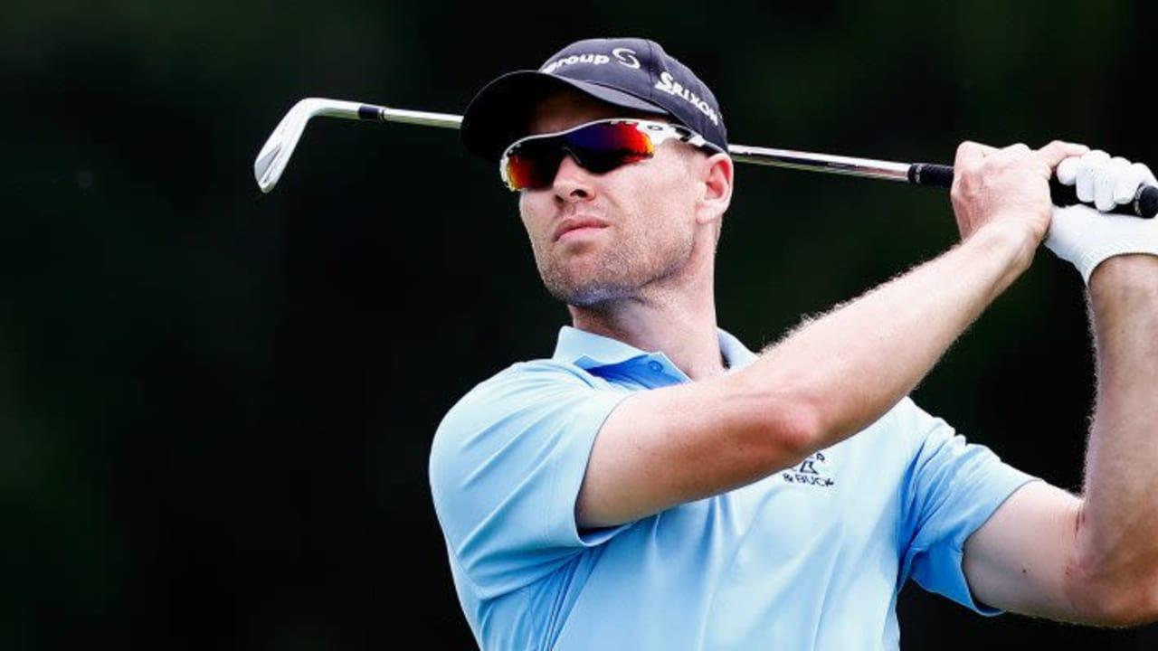 Trevor Fisher Jr. Open de España