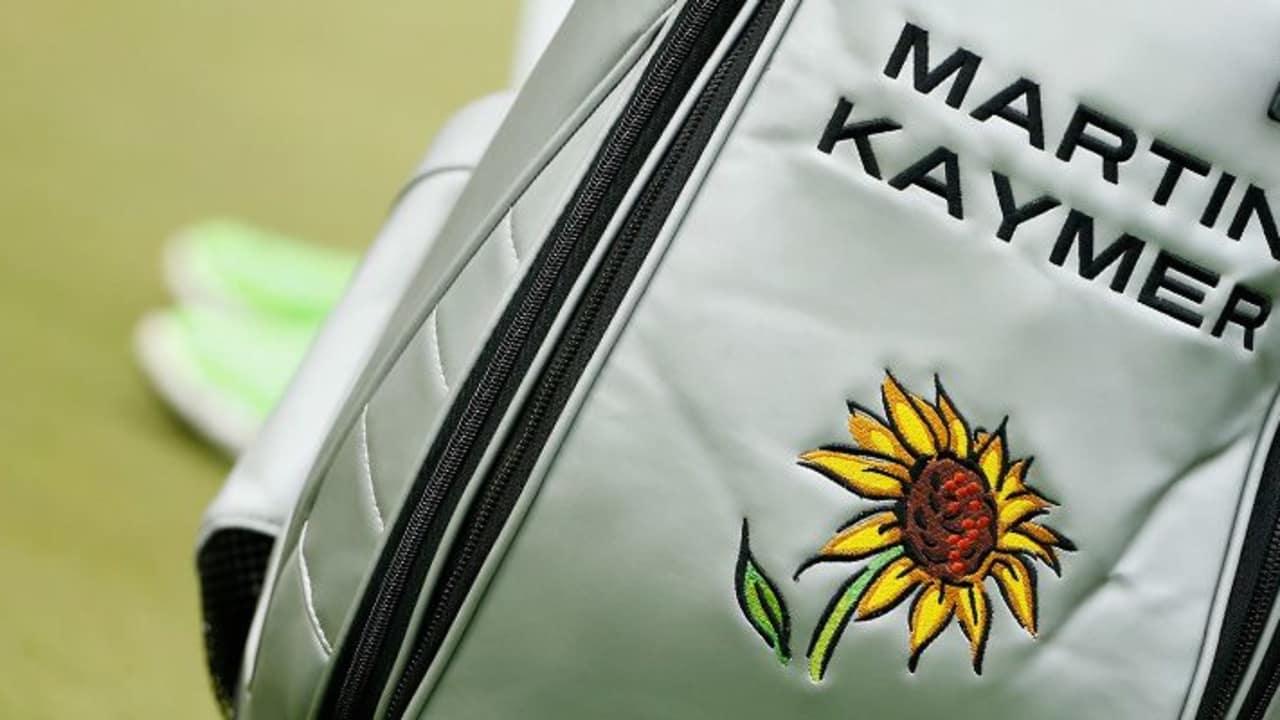 Symbol der Martin Kaymer Helianthus Stiftung ist die Sonnenblume.