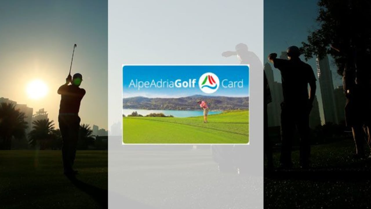 Alpe Adria Card (Foto: Golf Post)