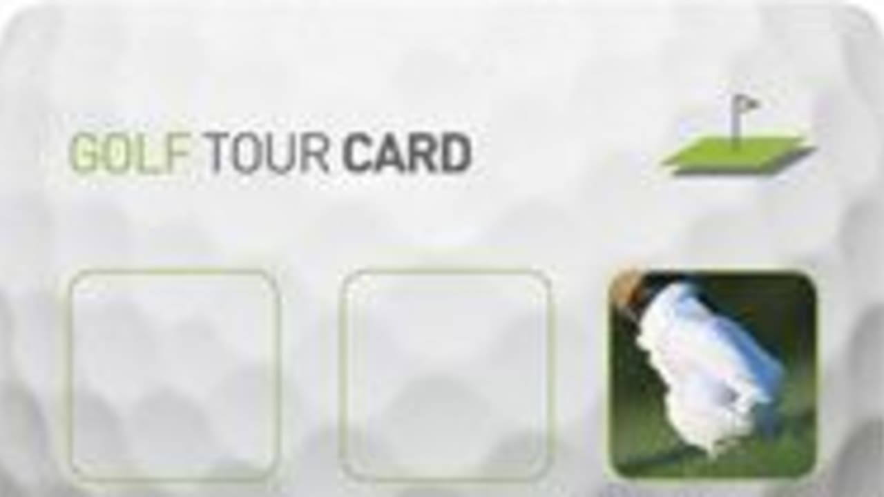 Golf Tour Card 2015 (Foto: Golf Tour Card)