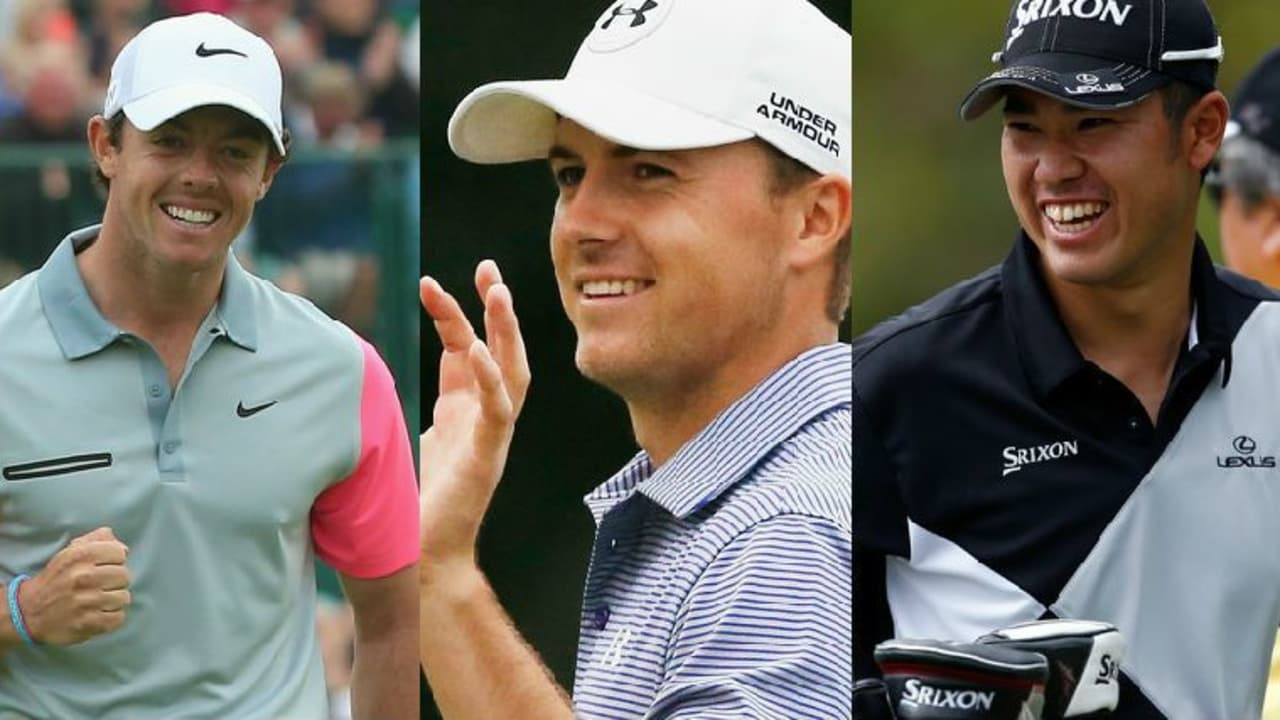 Wer sind in diesem Jahr die US Open Favoriten? (Fotos: Getty)