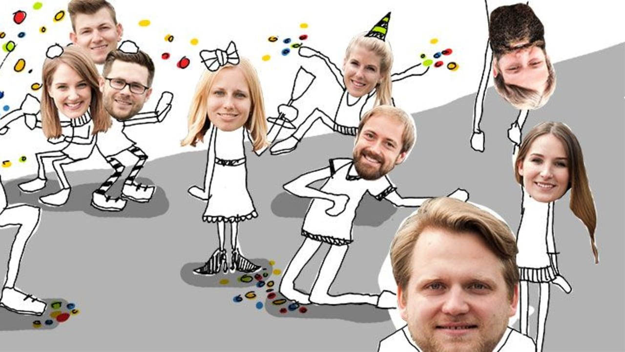 Golf Post feiert Geburtstag und sagt Danke. (Bild: Golf Post)