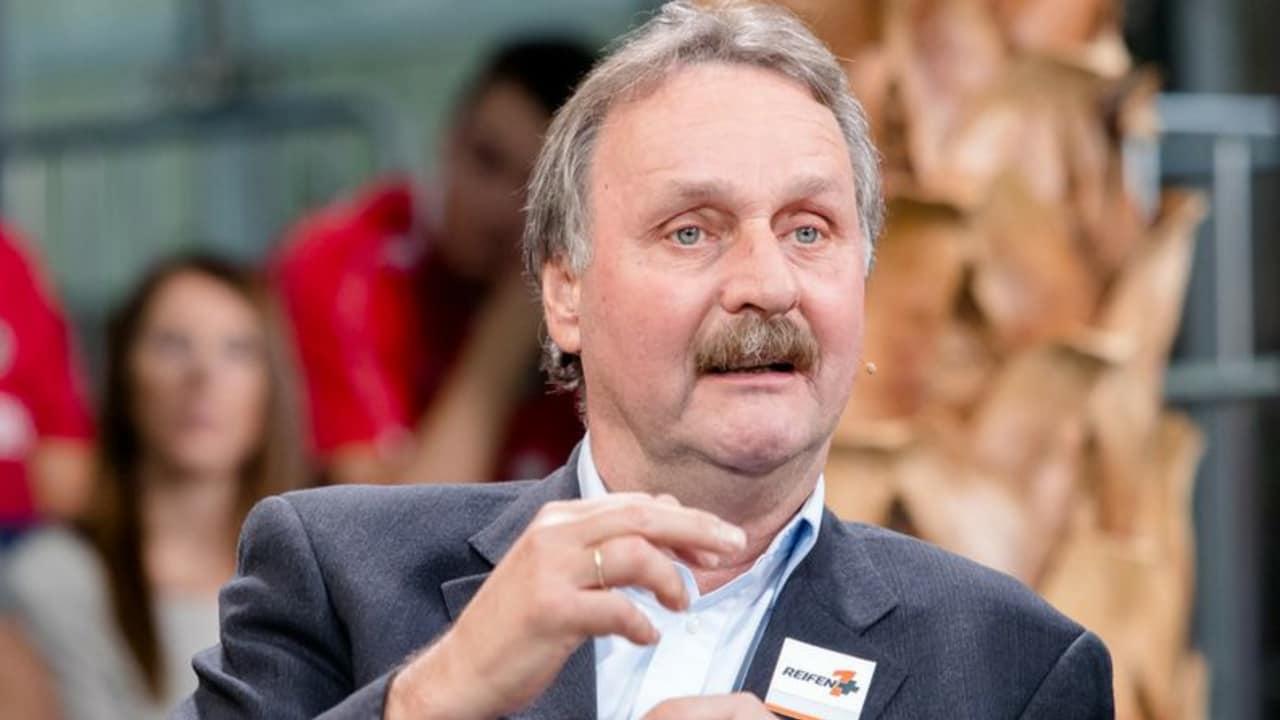 Peter Neururer im Interview zur BMW International Open und seiner Liebe zum Golf. (Foto: SPORT1/Rupp)