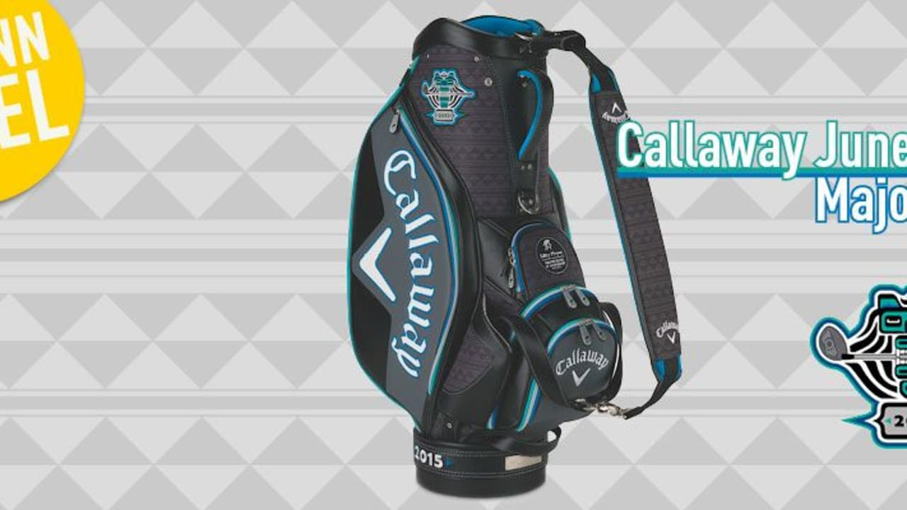 Gewinnen Sie exklusiv bei Golf Post ein June Major Bag von Callaway! (Foto: Golf Post)