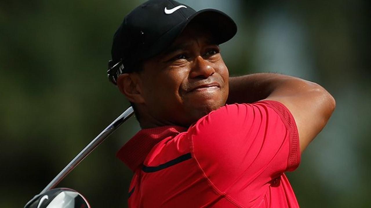 Tiger Woods startet beim The Memorial Tournament erst zum fünften Turnier der Saison. (Foto: Getty)