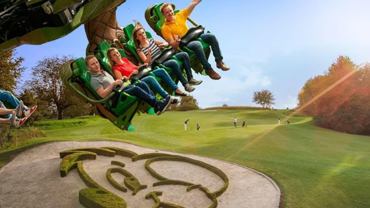 Europa-Park mit Golftutorials von Stephan Gandl (Foto: Europa-Park)
