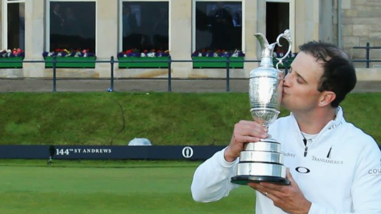 Zach Johnson British Open 2015