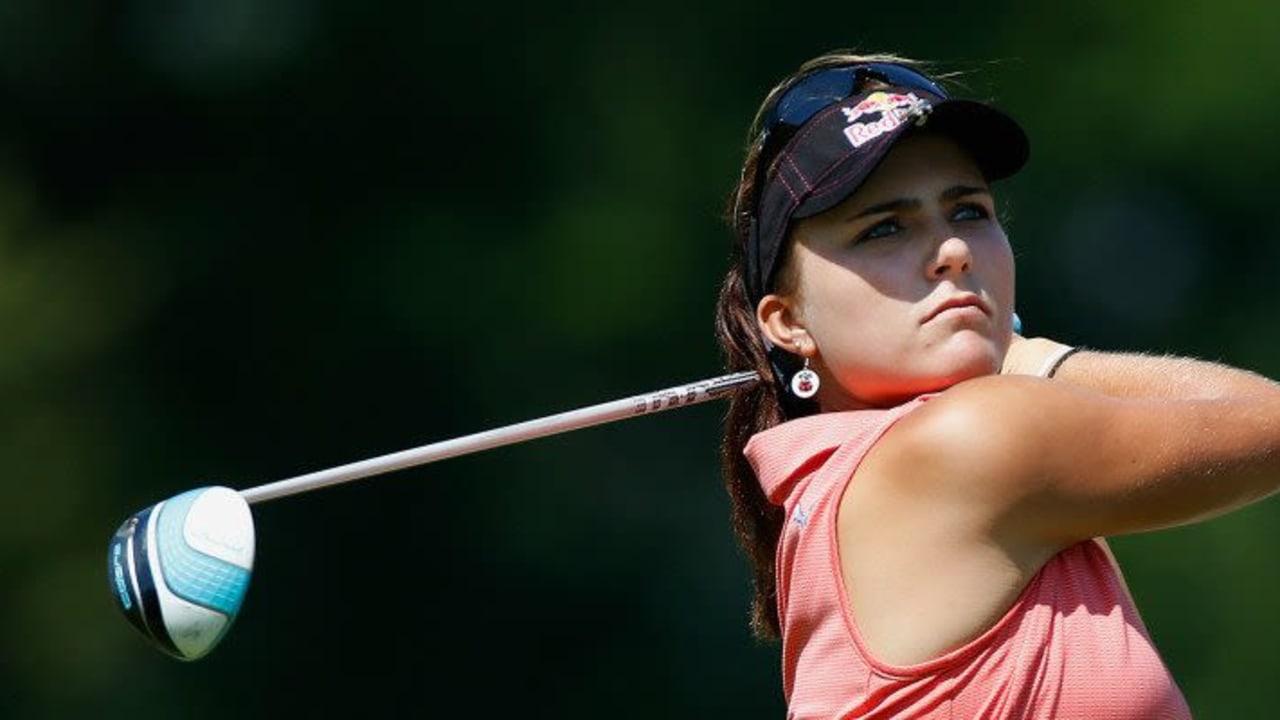 Meijer LPGA Classic 2015 Lexi Thompson