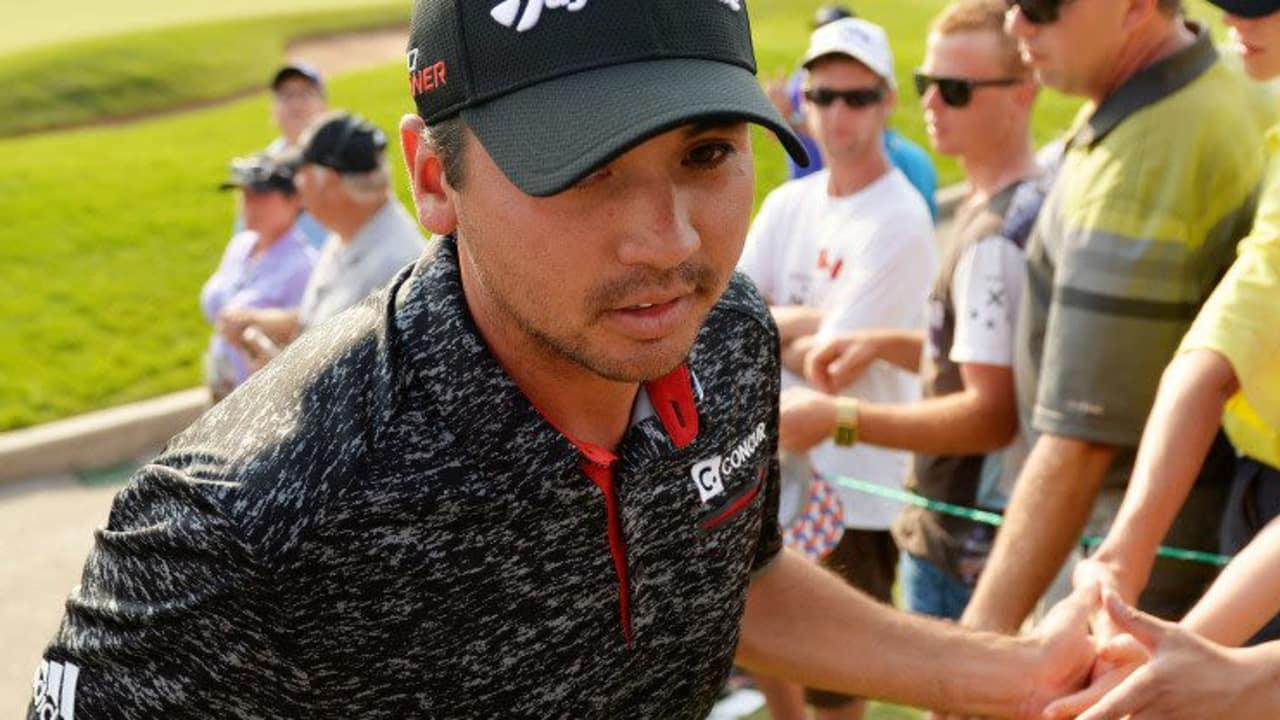 Jason Day aus Australien sicherte sich den Sieg bei der RBC Canadian Open 2015.