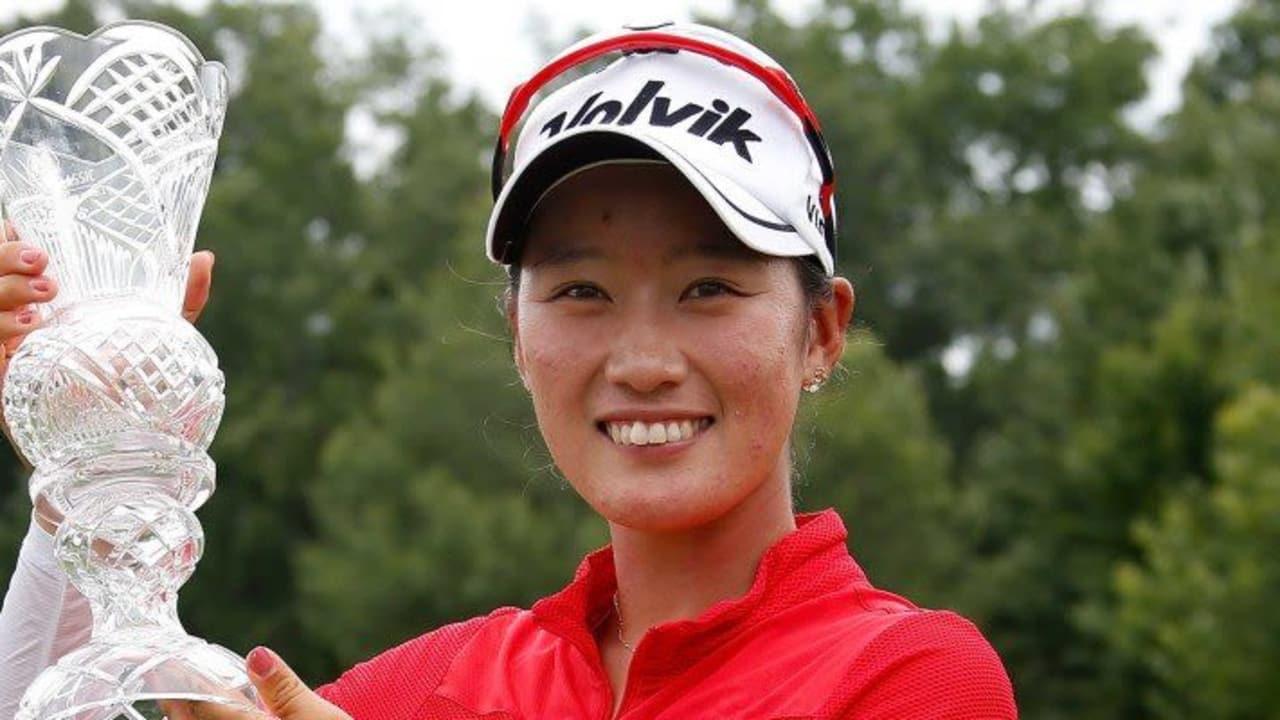 Chella Choi gewinnt nach 157 Starts bei der Marathon Classic ihr erstes Turnier auf der LPGA Tour. (Foto: Getty)