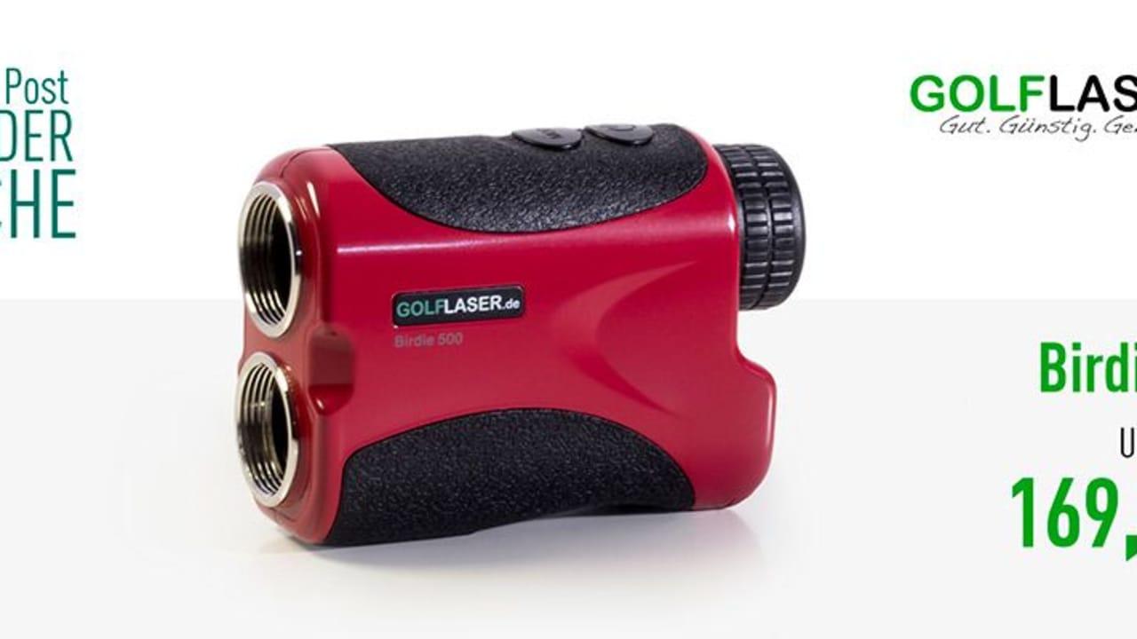 Golf Laser Entfernungsmesser Birdie 500 : Golflaser birdie im praxistest mein golf