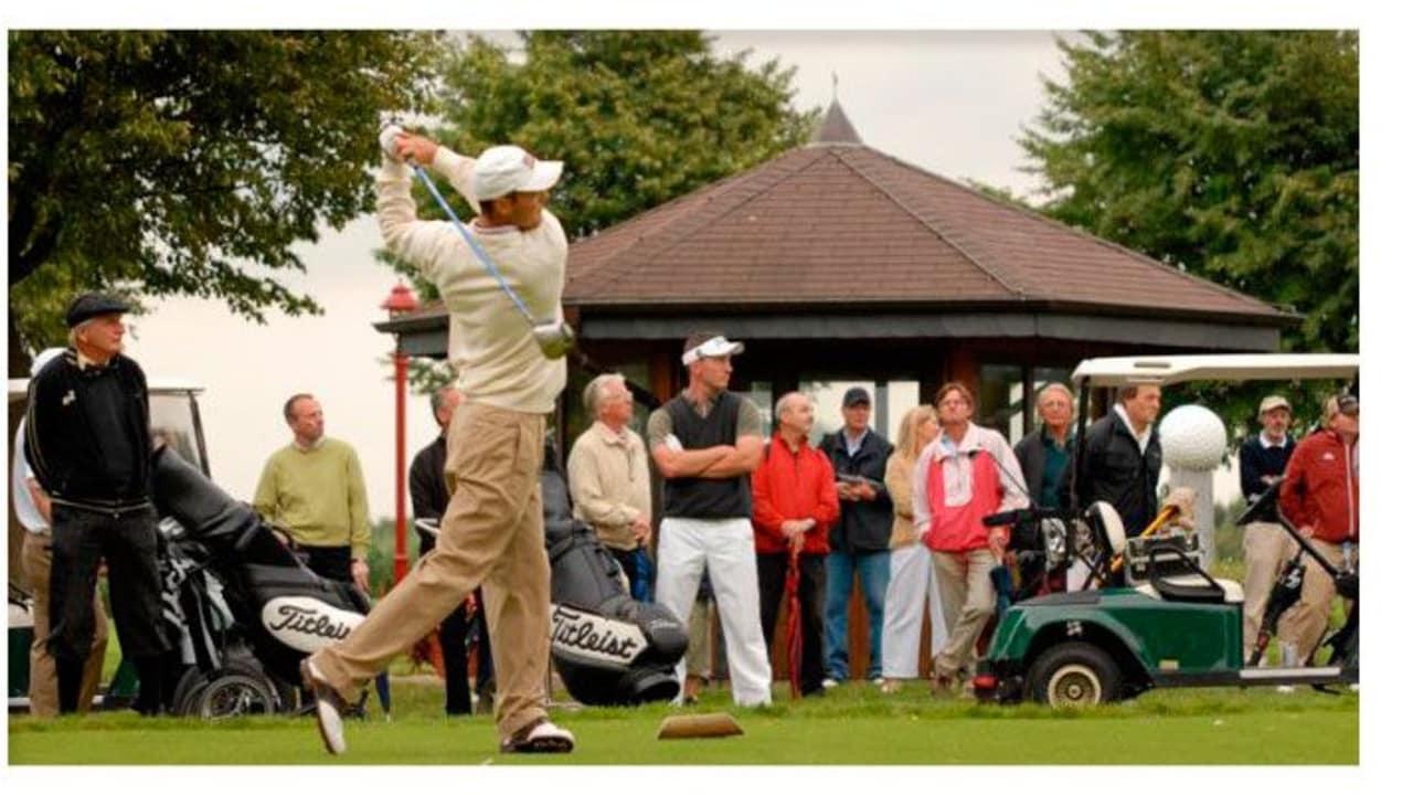 Am 24.-26. August findet die HDI German PGA Championship im GC Am Alten Fliess statt. Kommen Sie vorbei und lassen Sie sich vom großartigen Golfspiel der Spieler beeindrucken. (Foto: Golf Post)