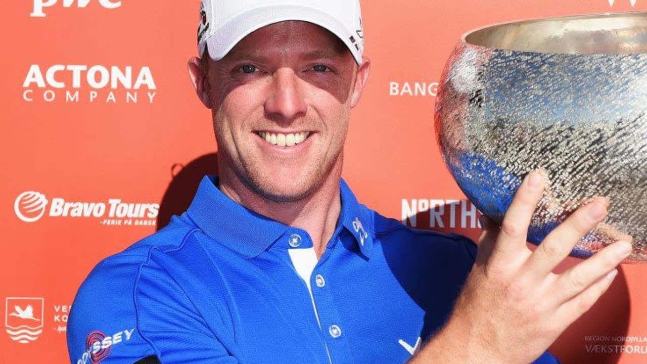 Der Brite David Horsey gewinnt die Made in Denmark. (Foto: Getty)